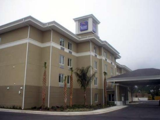 Sleep Inn & Suites of Panama CIty Beach: Exterior View
