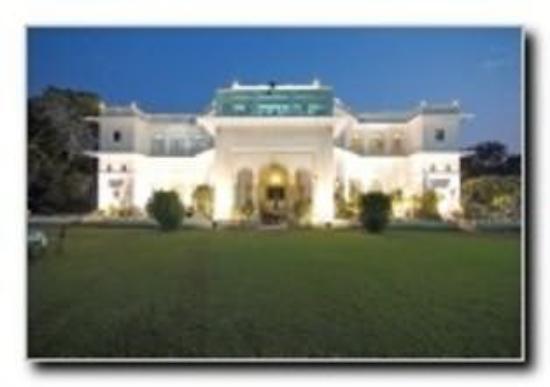 Hari Mahal Palace: Exterior