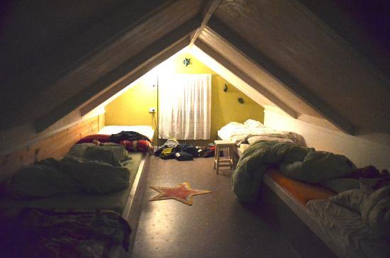 The Stonehouse: 6-Bettzimmer des Cutesy
