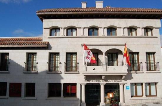Hospederia Real De Bejar: Facade