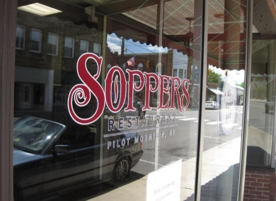 Sopper's: great place!