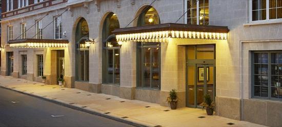 Hotel Julien Dubuque: HJHOTJ