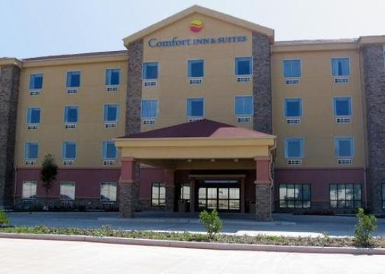 Photo of Comfort Inn & Suites near the AT&T Center San Antonio