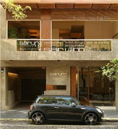 Hotel Sarum: Hotel