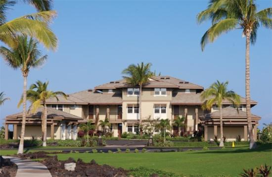 Halii Kai Resort at Waikoloa Beach: Hotel Exterior