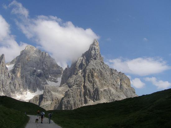 San Martino di Castrozza, Włochy: da baita segantini 1