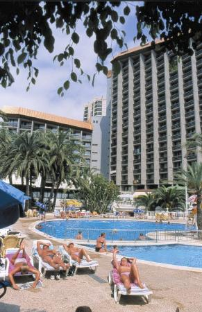 Hotel Marina Resort Benidorm : Exterior View