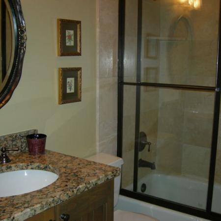 Resort Plaza : Bathroom