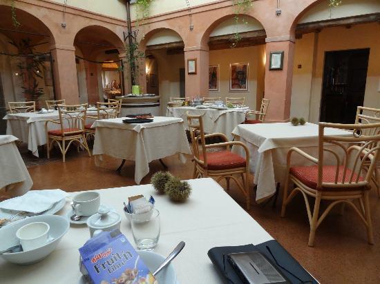 La Locanda Bagnara: Restaurant - amazing food