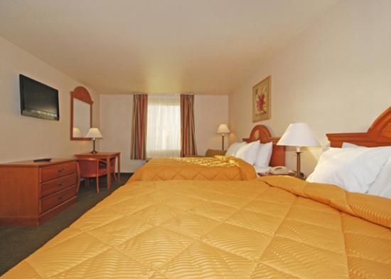 Comfort Inn & Suites Yuma: 2 Quens