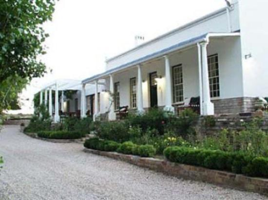 Schanskraal Country Manor: Exterior
