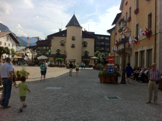 Au Vieux Moulin : im Ortszentrum