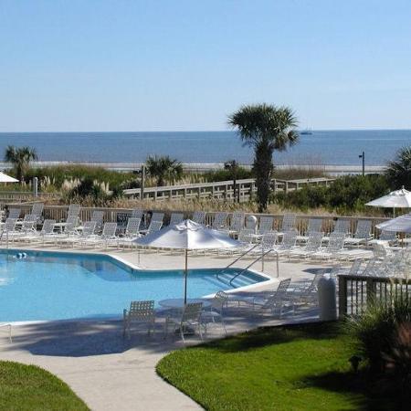 Ocean One 217: Pool
