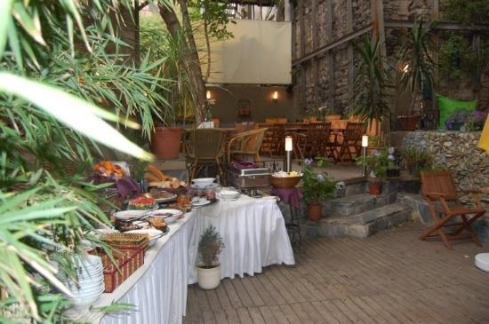 Suite Home Cihangir : Cafe Garden Suite