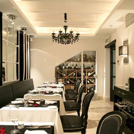 Hotel Claude Marbella: Restaurant