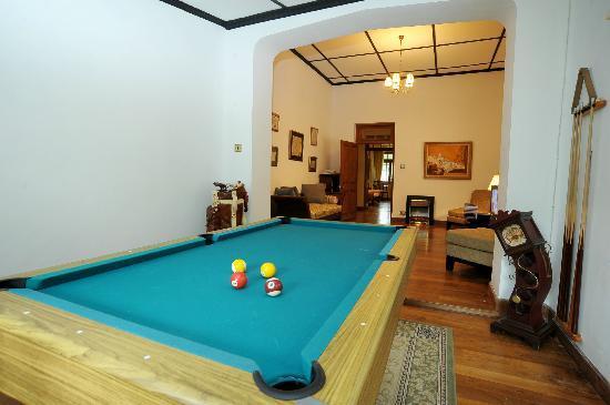 Taprospa Labookellie Villa: Pool table
