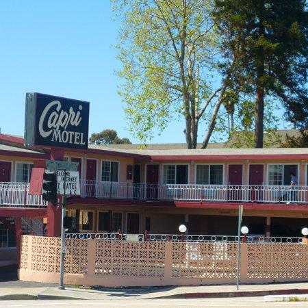 Capri Motel Santa Cruz 108 1 2 3 Updated 2018 Prices Hotel Reviews Ca Tripadvisor