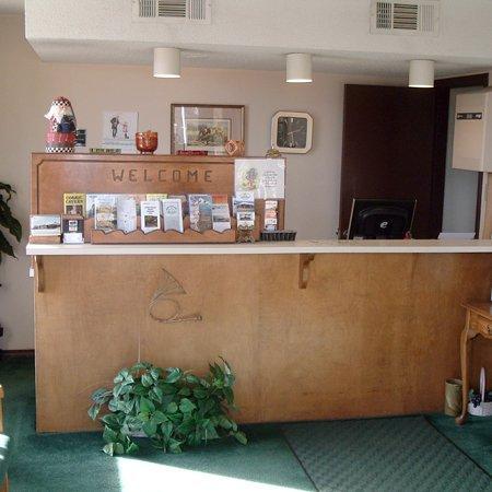 Oxford Inn Ozark: Lobby