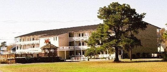 Chincoteague Inn: Motel