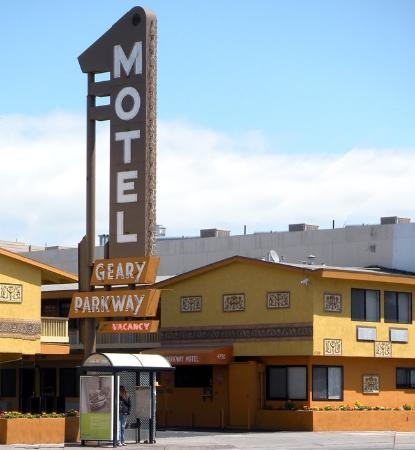 Photo of Geary Parkway Motel San Francisco