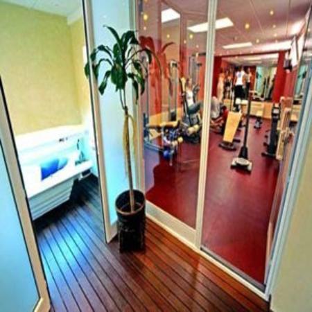Valentín Park Apartamentos: Gym