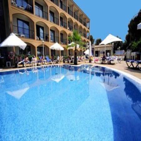 Valentín Park Apartamentos: Hotel
