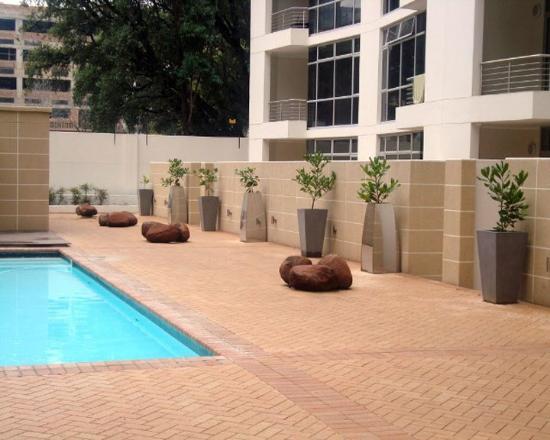 Sandton Premier Apartments : JNBSAN