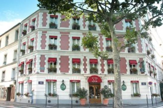 Photo of Hotel Le Villiers Paris