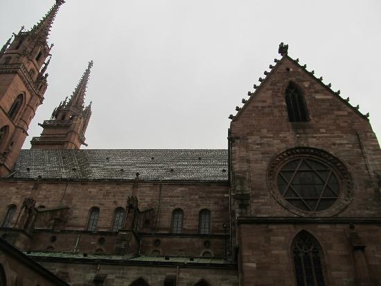 Notre-Dame de Bâle : Munster