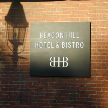 Beacon Hill Hotel and Bistro: Exterior