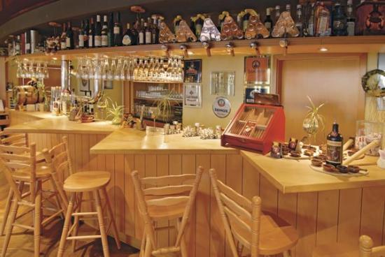 Panoramahotel Lilienstein: Bar Lounge