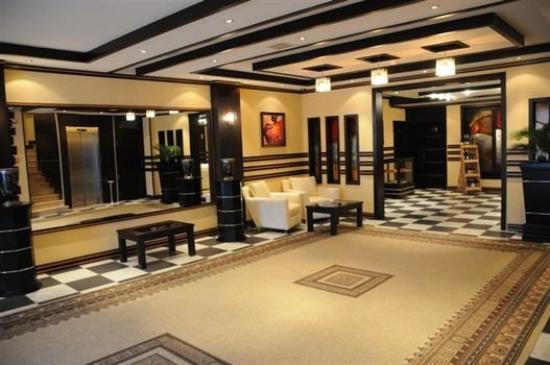 Sunrise Hotel : Lobby View