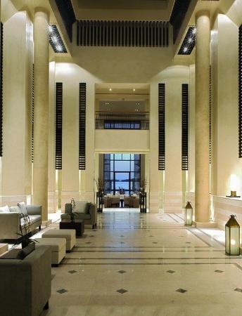 Park Hyatt Jeddah - Marina, Club & Spa : Lobby