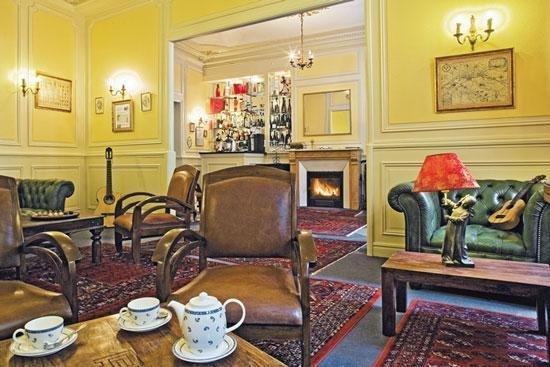 Hotel Le Plantagenet: Lobby