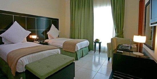 Rose Garden Hotel Apartments - Bur Dubai: Deluxe Room