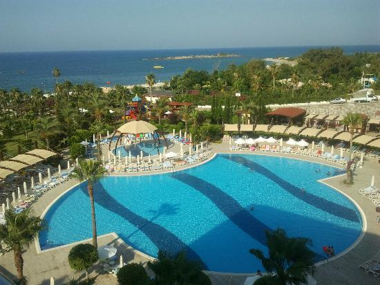 Saphir Resort & Spa : piscine