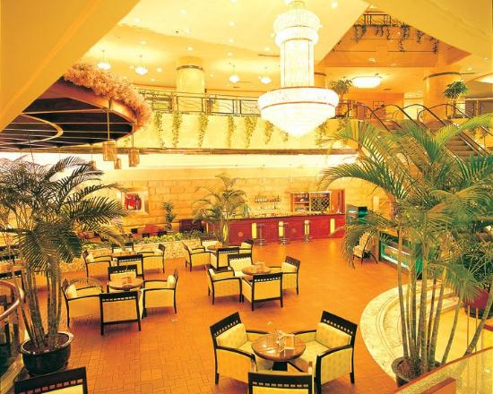 Jingmin Central Hotel: Lounge