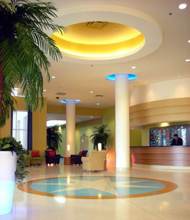 South Beach Casino and Resort: Lobby View