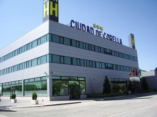 Photo of Hotel Ciudad de Corella