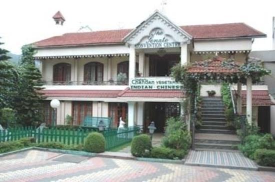Nahar's Nilgiris Hotel : Hotel View