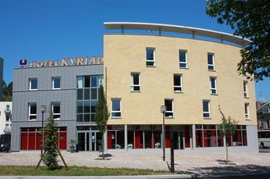 Kyriad Charleville Mezieres : Exterior view