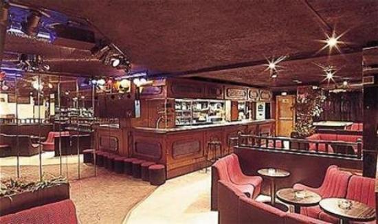 Hotel Solana: Bar/Lounge