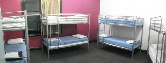 Nomads Brisbane Hostel : Share