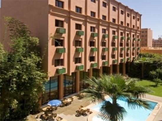 Meriem Hotel Marrakech Booking