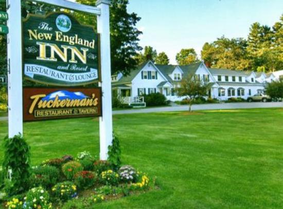 ‪New England Inn‬