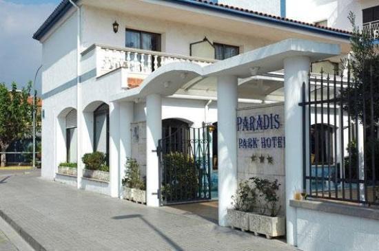H·TOP Paradis Park: Hotel