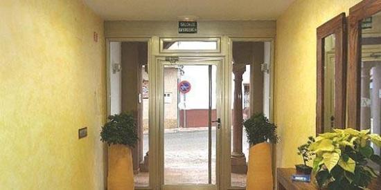 Hotel El Rocio: HOTEL