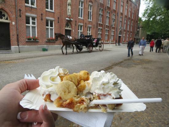 Albert 1 Hotel: Bruges