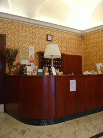 Hotel Acropoli : Reception