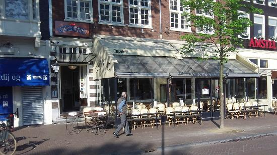 Cafe Luxembourg Amsterdam